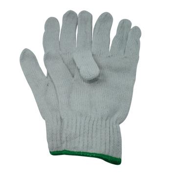 NMSAFETY дешевые хлопчатобумажные перчатки из Китая с высокое качество белый на открытом воздухе хлопок рабочие перчатки