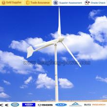 fora da grade fixa gerador de turbina do vento de campo para uso doméstico 10kw de moinho de vento