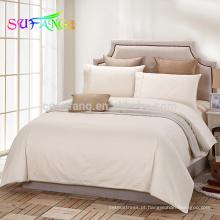 500TC Dobby 100% PIMA e jogo de cama de algodão egípcio