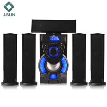 Home speaker wireless system with subwoofer
