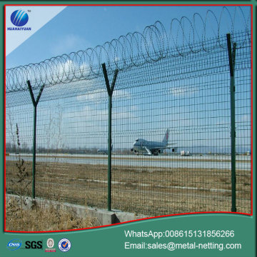 airport anti-climb fence airport security fence