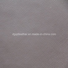 Strong Cross Pattern for Bag Artificial Leather (QDL-53169)