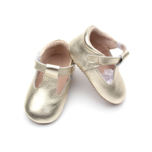 2016 Hot Sale Leather Children Shoes Cute Footwear