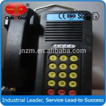 Téléphone anti-déflagrant minier portatif KTH18