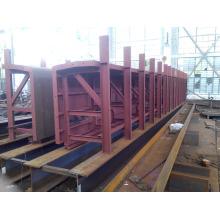 Leichte energiesparende Beton-T-Trägerschalung