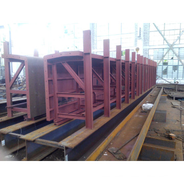 Lightweight Energy Saving Concrete T Type Beam Formwork
