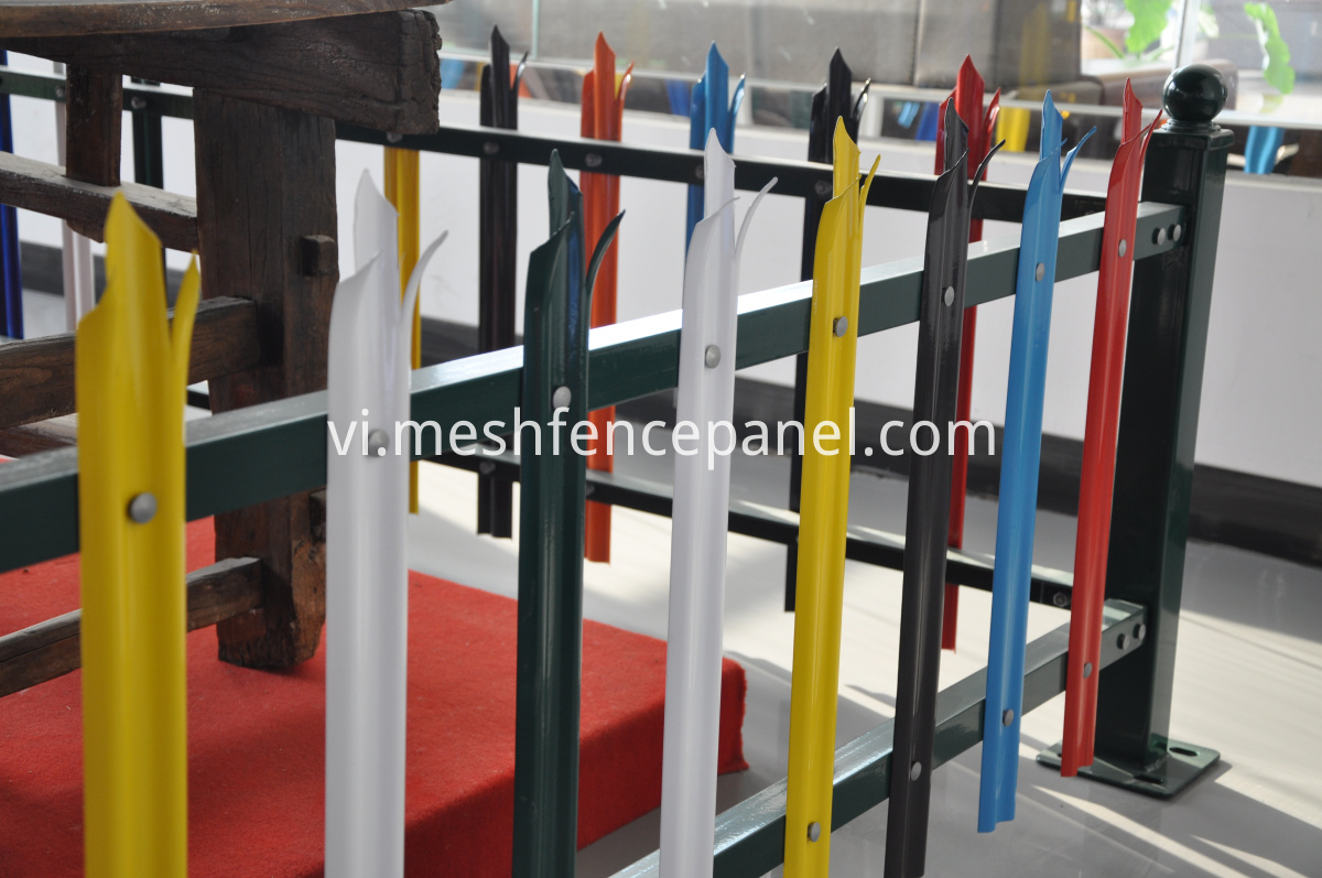 Plisade Fences