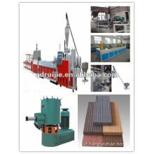 Hot selling-WPC outdoor profile extrusion machine