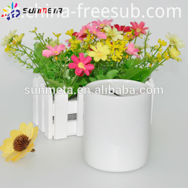 Sublimation Heat Transfer Ceramic Piggy Bank