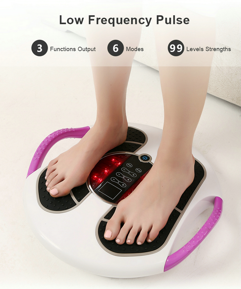 Smart Pulse Foot Massager