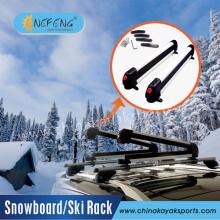 कार रूफ रैक स्की, स्की रैक छत, छत के Snowboard रैक