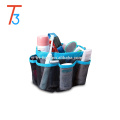 Mesh Quick Dry Shower Caddy Hanging Toiletry and Bath Organizer with 8 Storage Compartments