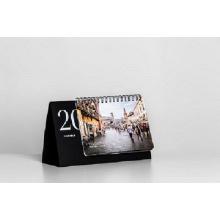 Papelería de alta calidad / escritorio de oficina suministro de calendario de impresión