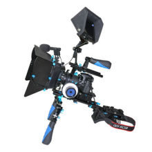 New Camera Accessories DSLR Rig Chest Camera Mounts Professional Kit for 5D2 7D d90