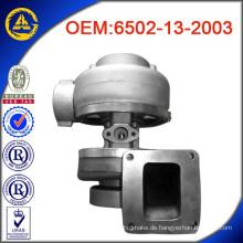 6502-13-2003 Turbolader für KOMATSU D155 Motor