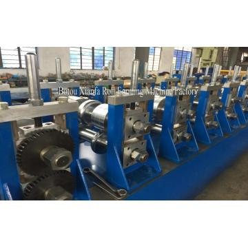 CNC Galvanized Steel Sheet Guard Rail Forming Machine