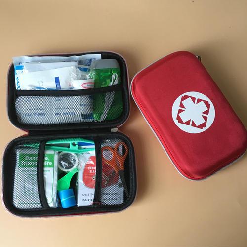 First Aid Kit Travel Box