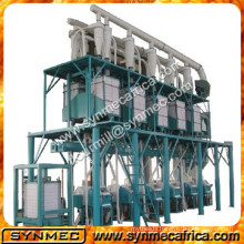 fully auto complete corn processing equipment
