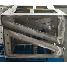 Stainless Steel Frame Machining Part