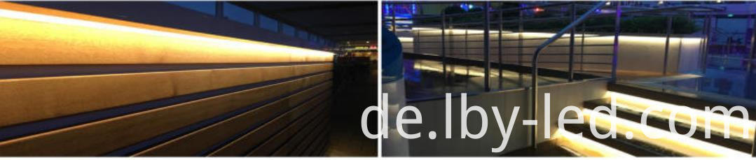 Edge Lit LED Strip Light