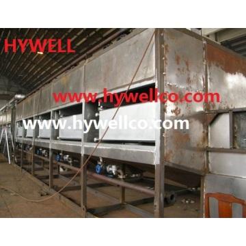 Secador de brotes de bambú de acero inoxidable