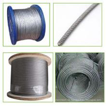 Aisi 301 Edelstahl Drahtfeder / verwendet 16mm Stahl Drahtseil