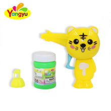 High Quality Cute Plastic Animal Shape Soap Water Bubble Toys