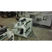 550 Label slitting and rewinding machine