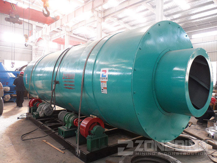 Three Drum Dryer