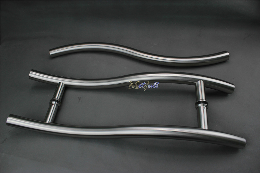 S-Shaped Pull Handle