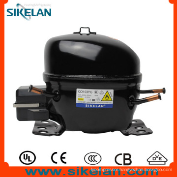 High Efficiency and Low Noise Compressor Qd103yg Communication