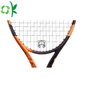 Intressant Freak Silikon Racket Dampener Tennis Stabilizer