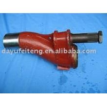 Kyokuto concrete pump s valve