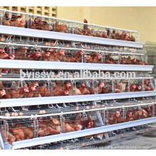 Jaula de pollo de transporte de metal fuerte / jaula de transferencia para pollo