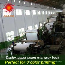 maquinaria de fabricación de papel dúplex