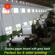 duplex board paper making machinery