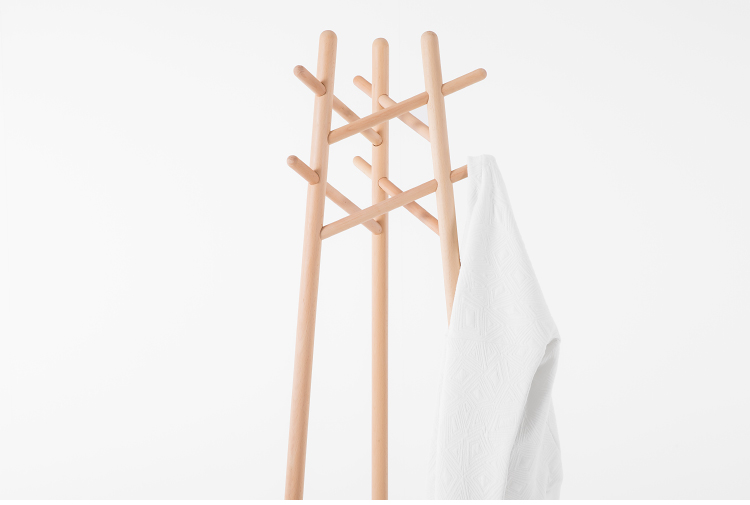Bedroom Coat Rack
