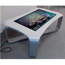 Le kiosque TFT de contact de WiFi d'écran tactile d'affichage à cristaux liquides de 42inch TFT tout dans un tableau numérique d'affichage à cristaux liquides de PC