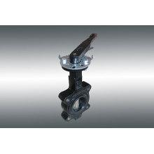 Межфланцевый Двойной Оси Клапан-Бабочка Ду50-500
