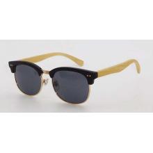 Gafas de sol hombre con patillas de madera