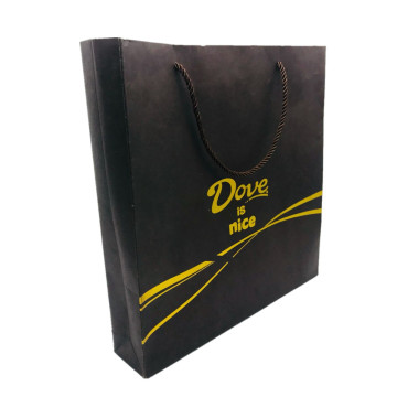 chocolate packaging gift paper craft bag