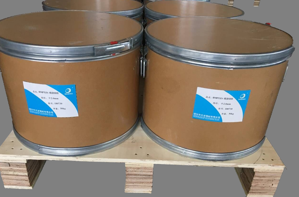 Anti-corrosion filming Zinc Wire