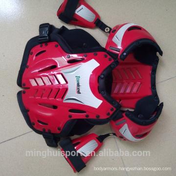 New bodyarmor motocross protector vest/armor motocross off road armor protection