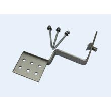 Braçadeira de alumínio do picovolt para o suporte de montagem do painel solar