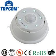 6 LED-Bewegungssensor Licht Pir Auto LED Licht