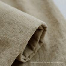 60% Linge de lit en coton en lin à 40% en lin