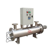 Ground Water and Surface Water UV Disininfection Water Purification