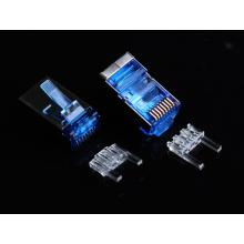 RJ45 Shielded Connector for Cat6