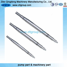 OEM/ODM CNC Stainless Steel Alloy Steel Pump Shaft