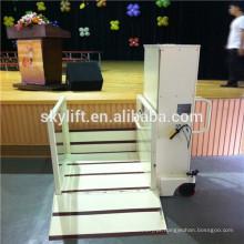 Elevador de plataforma de elevador de cadeira de rodas elétrica para venda